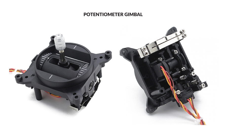 Potentiometer Gimbal