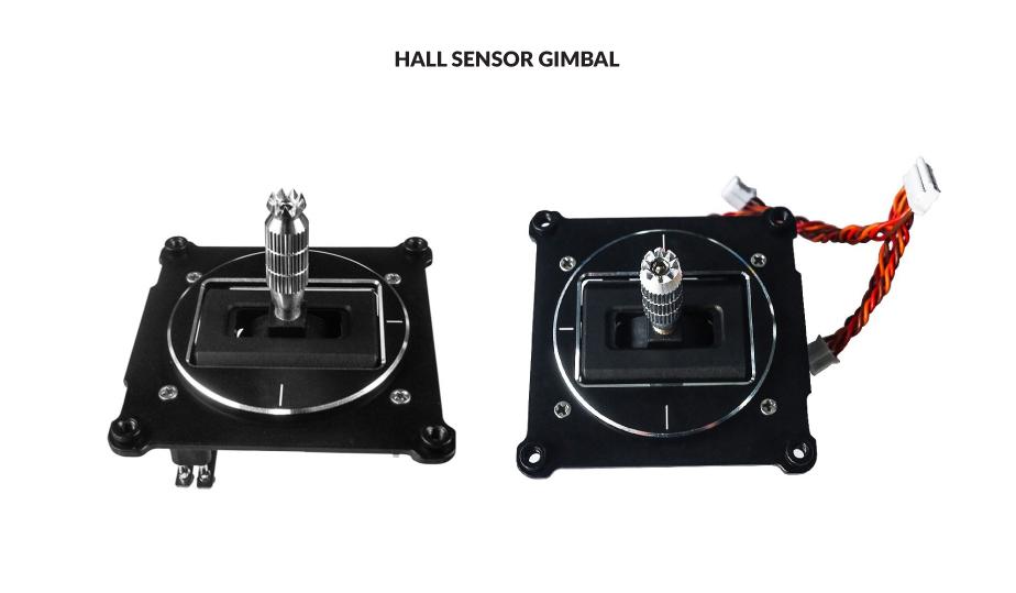 Hall Sensor Gimbal