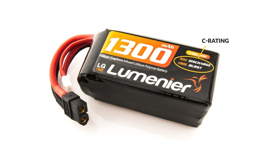 LiPo Battery C-Rating