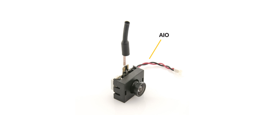 All in one FPV Camera and video transmitter (vtx)