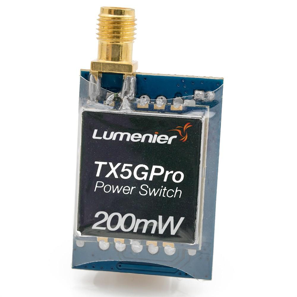 Lumenier tx5gpro 200mw