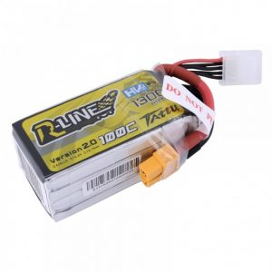 Tattu 4s drone racing battery