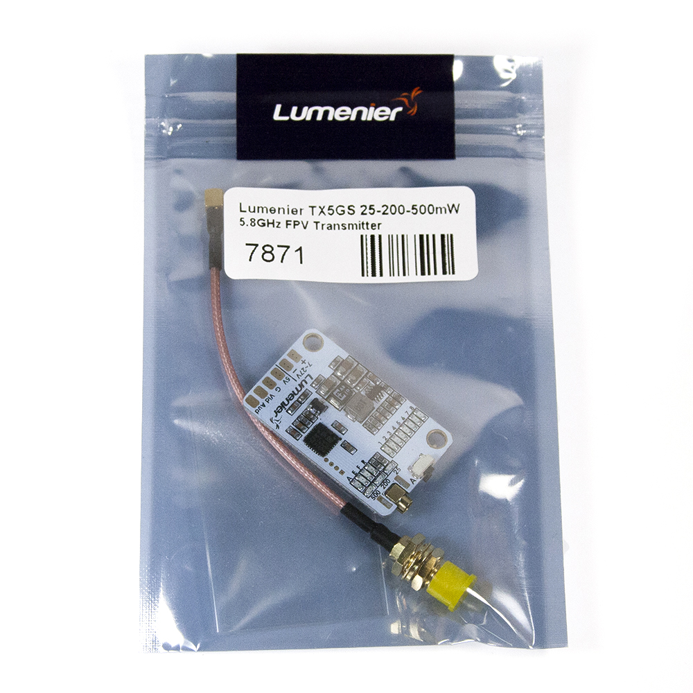 Lumenier TX5GS - Package