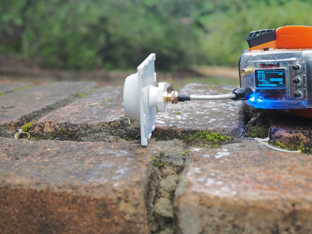 Using RSSI to Locate a Lost FPV Drone | GetFPV Learn