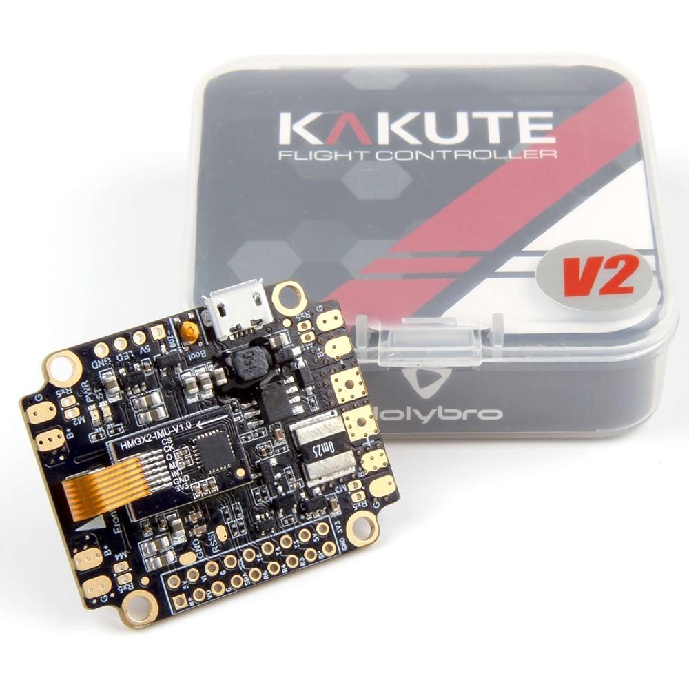 Holybro Kakute F4 AIO V2 - 32KHz Gyro Flight Controller | GetFPV Learn
