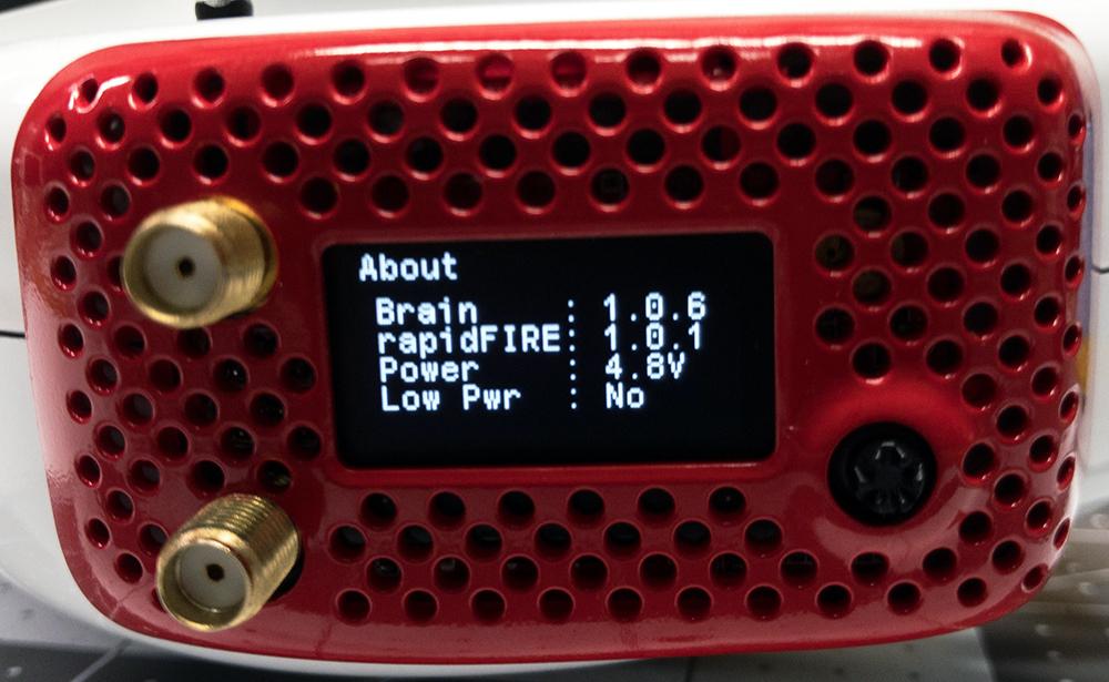 ImmersionRC rapidFIRE FPV Goggle Module | GetFPV Learn