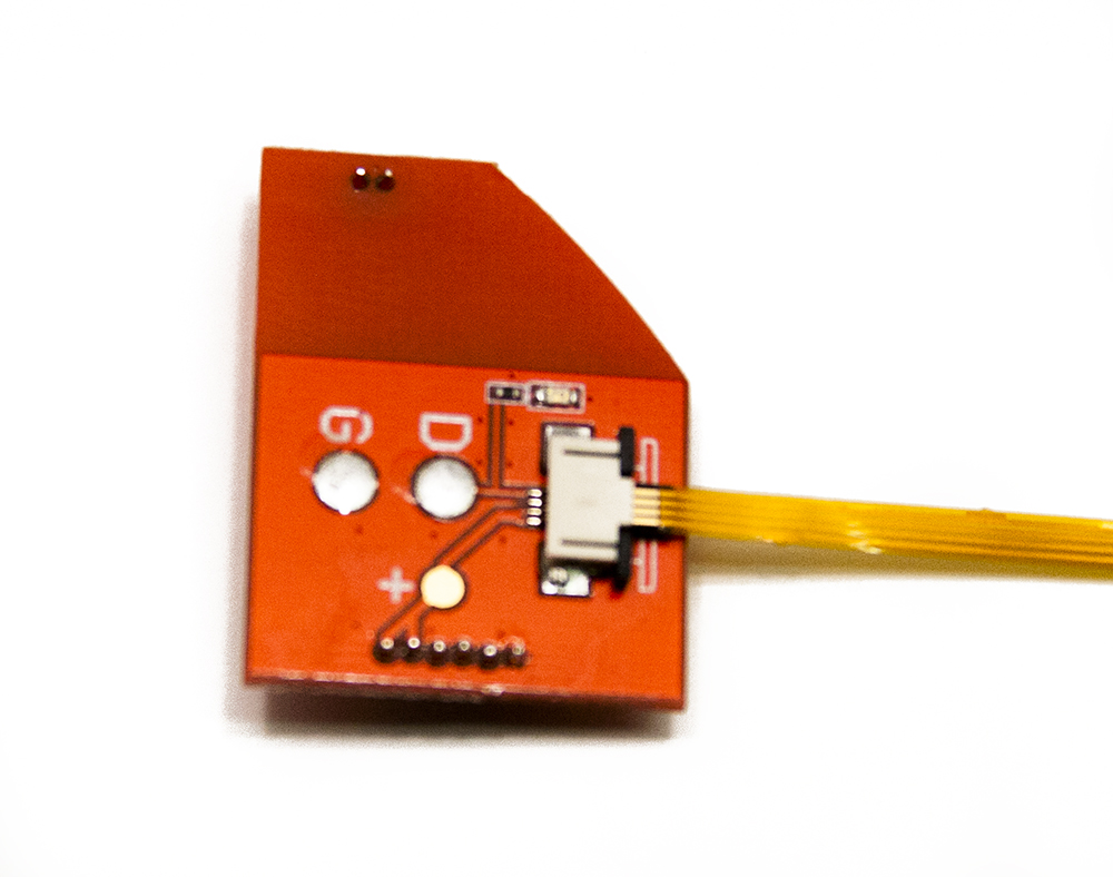 Immersionrc Rapidfire Fpv Goggle Module Getfpv Learn Dot Matrix Display Circuit Board Rotating Electronic Kit Alex Nld Aux Power And Ribbon Cable