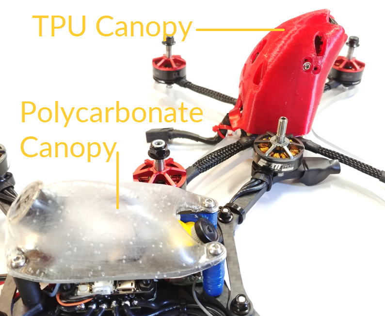 FPV Drone Canopies: The Design and Manufacture | GetFPV Learn