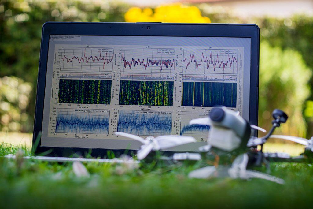 Tuning with Plasmatree PID Analyzer