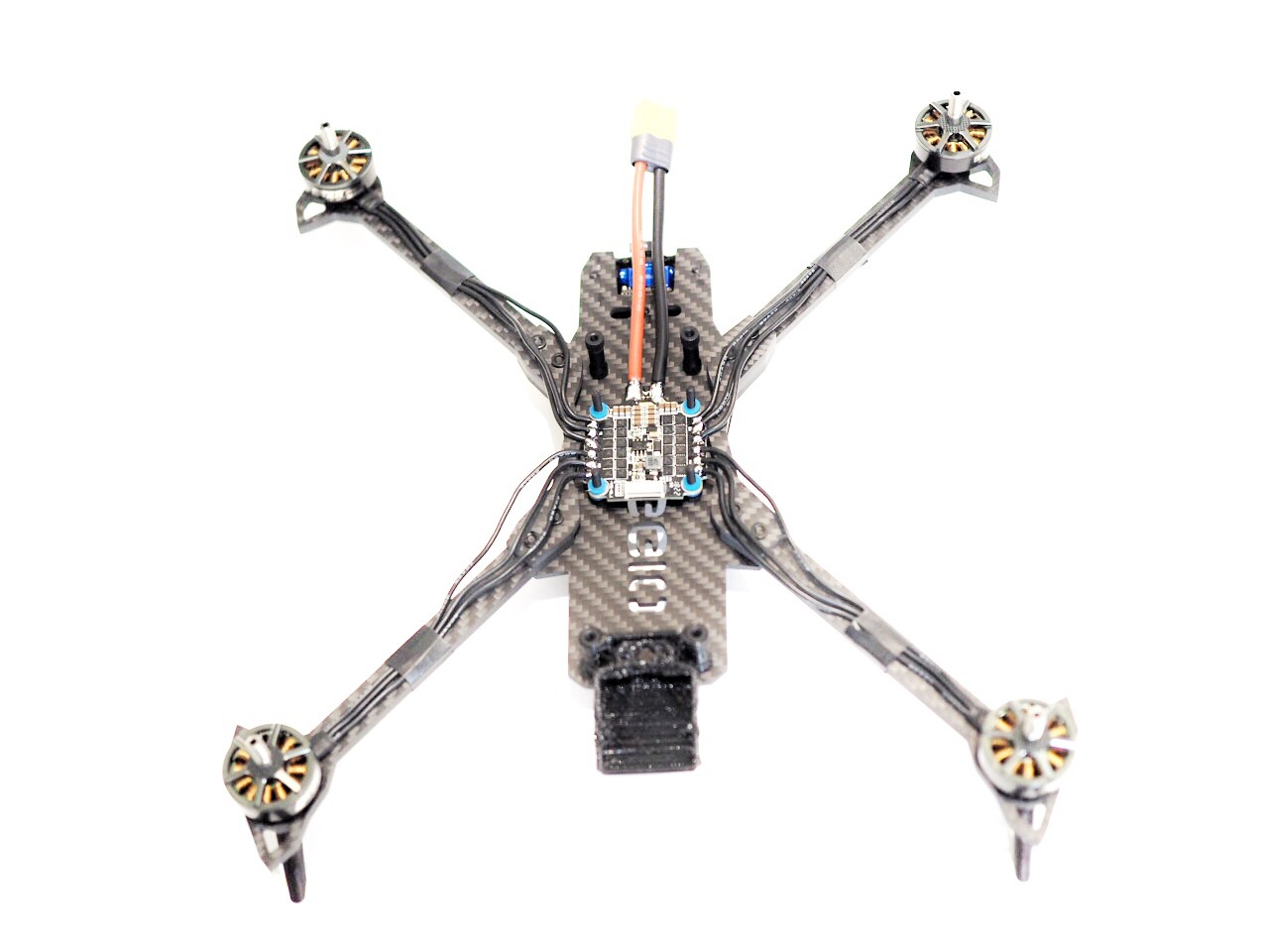 Long Range FPV Quadcopter Build Log - Raggio Lungo | GetFPV Learn