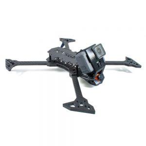 Long range FPV raggio lungo falcon multirotors carbon fiber fpv drone frame