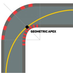drone racing geometric apex