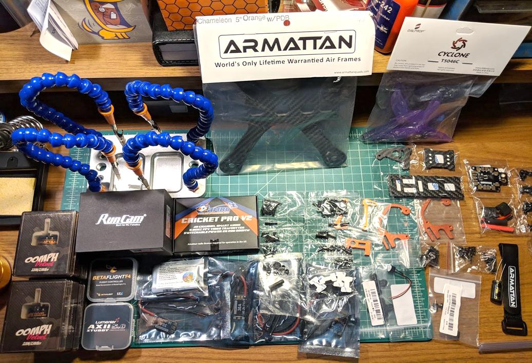 Armattan-Chameleon-Build-Pool