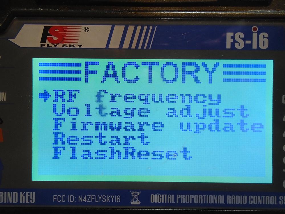FlySky-FS-i6-Voltage
