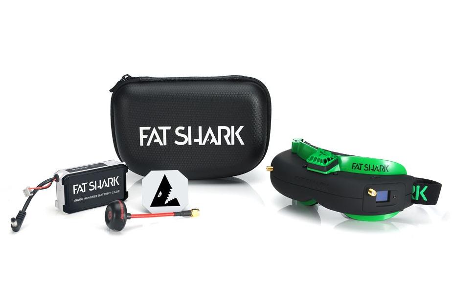 Fat Shark-Attitude-V5-Contents