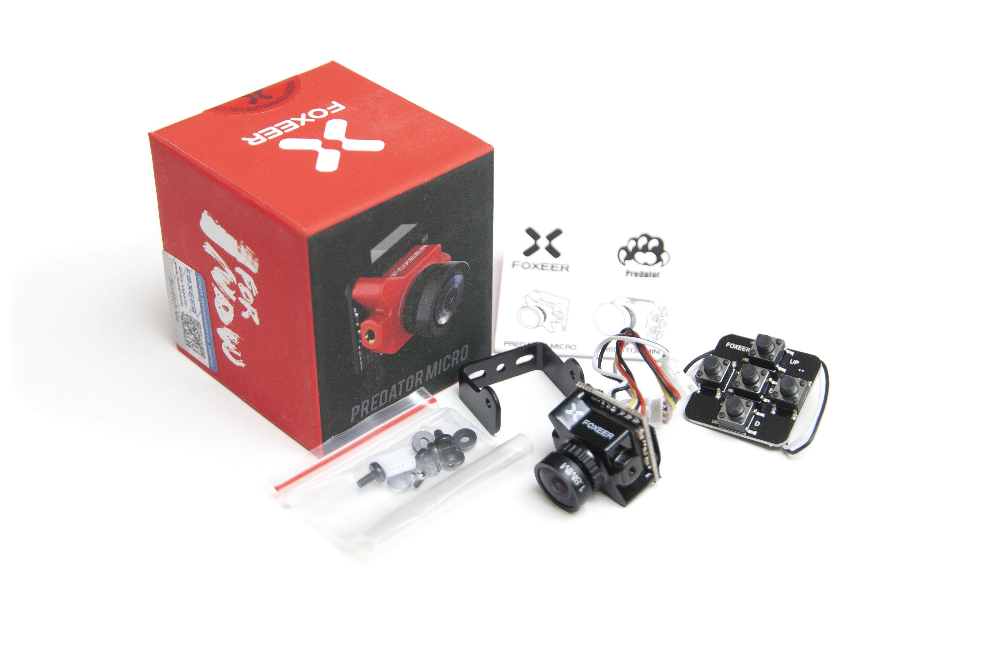 Foxeer Predator Micro V4 - Box