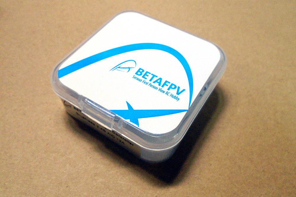 BetaFPV F4 12A AIO - Box