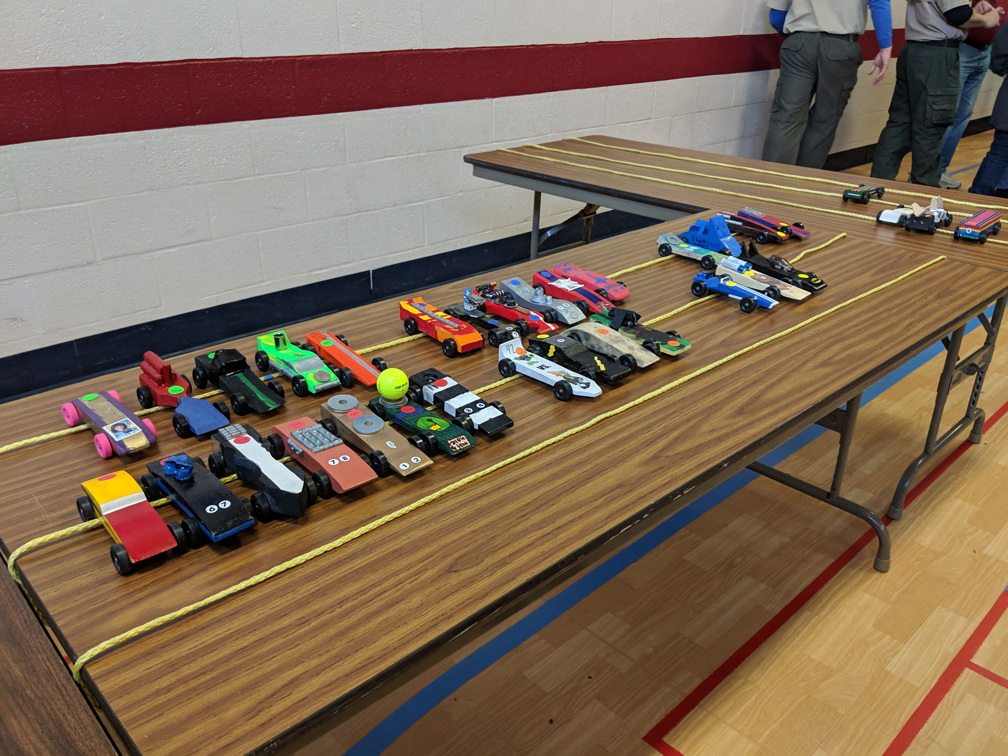 Spec Racing - Pinewood derby cars