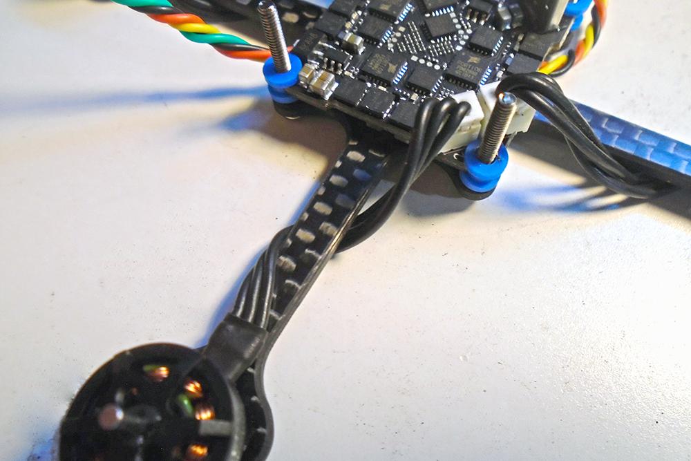 Toothpick - Motor Wires