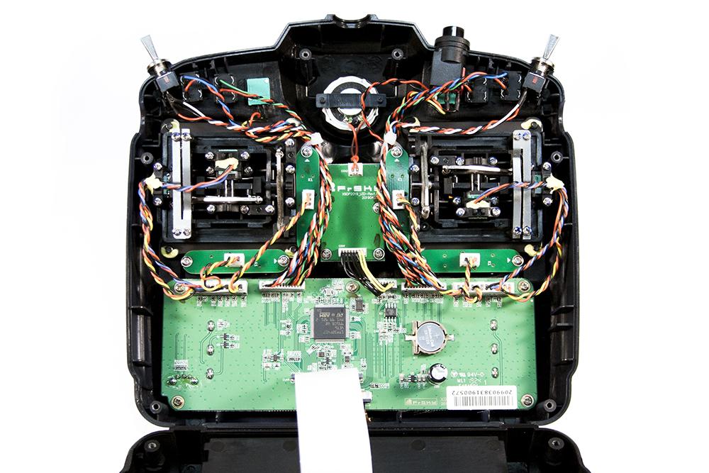 FrSky-Taranis-X9D-SE-Internals-Main