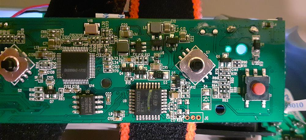 Aomway Mod - Main-Board