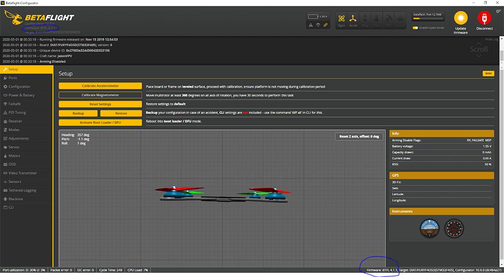 RPM Filtering - Betaflight