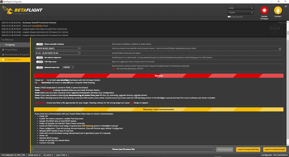 RPM Filtering - Betaflight 2