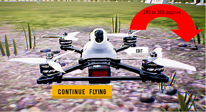 Tuning Rates - FPV Air 2