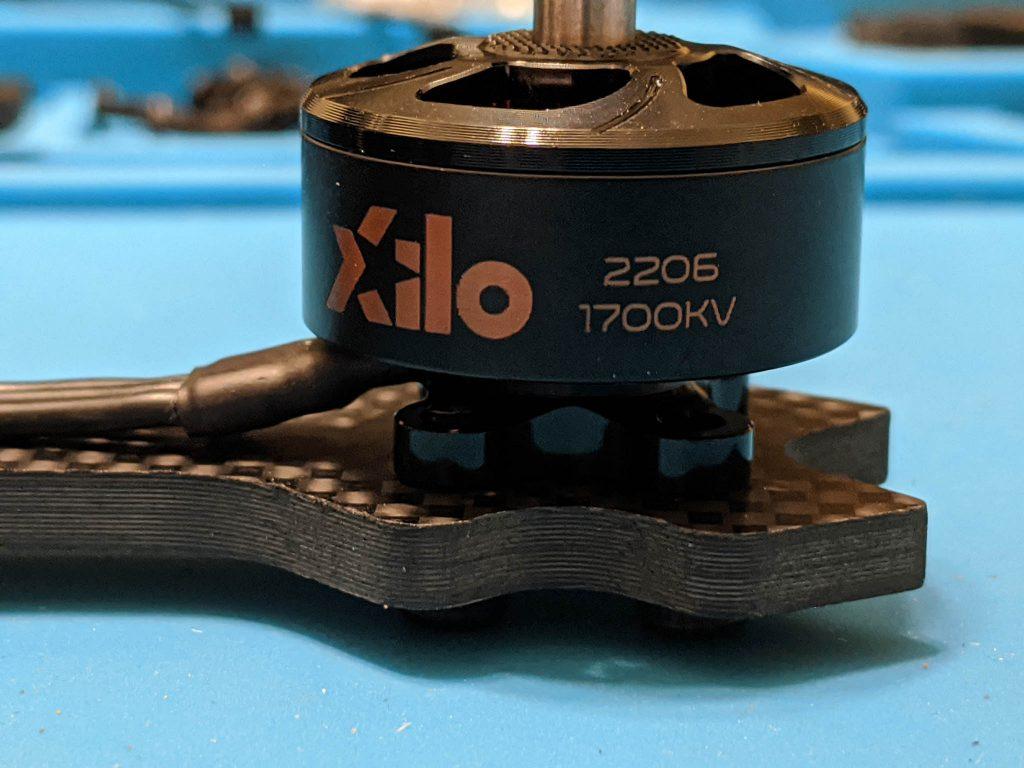 Xilo 2206 1700KV motor