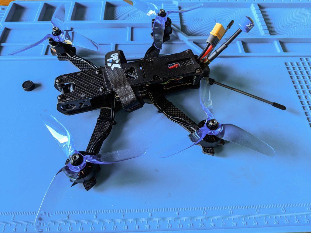 Xilo Phreakstyle Freestyle Build Kit - JB Edition - Fully assembled