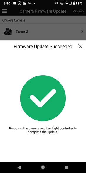 Runcam Hybrid-Firmware