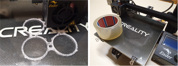 3D Printing the whoop frame