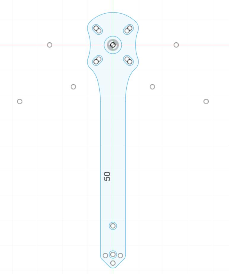 Fusion360 arm design